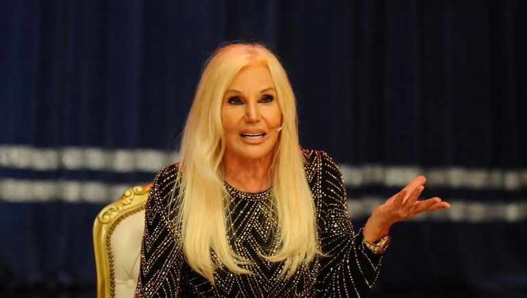 La leyenda sobre la rubia cabellera de Susana Giménez