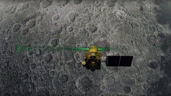 india se convirtio en la cuarta nacion en alcanzar la luna