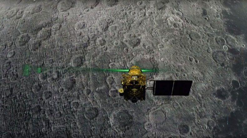 India se convirtió en la cuarta nación en alcanzar la Luna