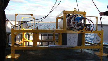 misterio: desaparecio una estacion en el mar