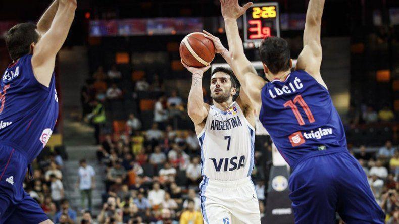 Mirá el resumen de la histórica victoria de Argentina ante Serbia