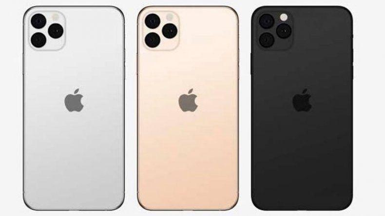 Apple lanzó el iPhone 11 Pro y iPhone 11 Pro Max