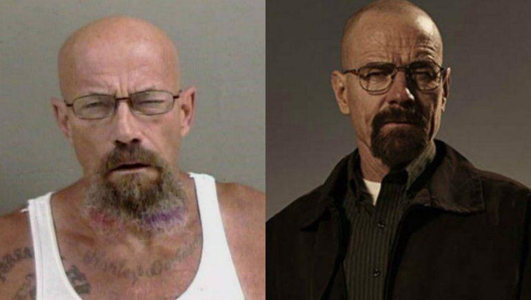 ¿La policía busca al verdadero Walter White?