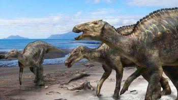 hallaron una nueva especie de dinosaurio