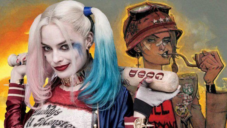 Tank Girl: Margot Robbie prepara un nuevo reboot de la película