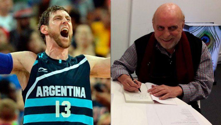 El polémico comentario de Pagani que enfureció al Chapu Nocioni y a la Selección de básquet