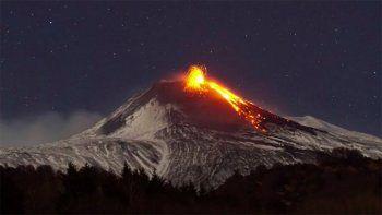 volcan villarrica: como puede afectar a las ciudades neuquinas