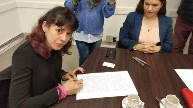 Tras asumir su responsabilidad en el caso Ivana Rosales, el Estado promete construir un refugio en Plottier