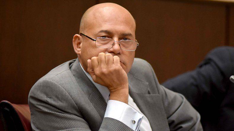 La Corte desestimó la queja de Muñoz, el juez destituido