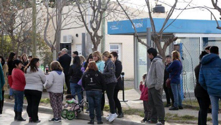 El barrio Terrazas ya tiene su propio cajero del BPN