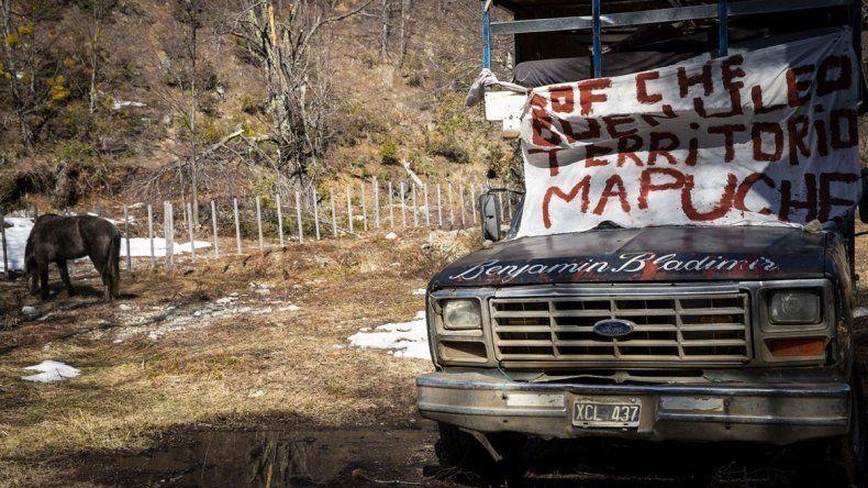 Tensión en Bariloche por ocupación mapuche en un loteo