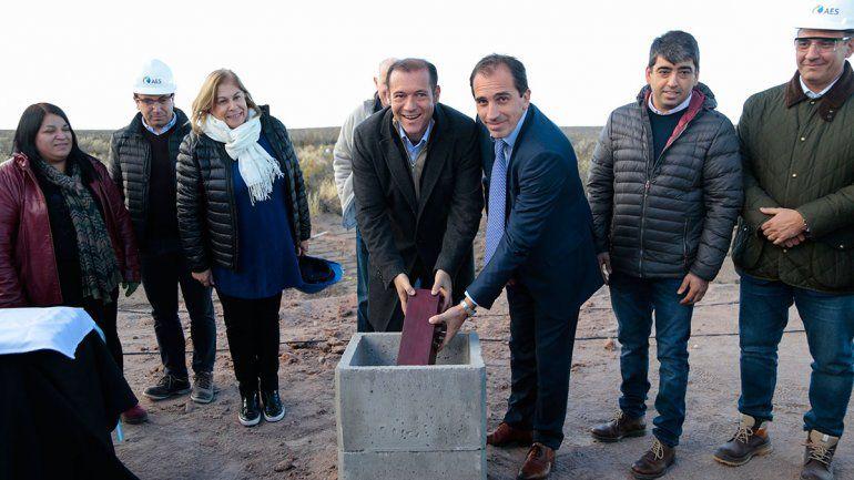 Vientos Neuquinos recibió financiamiento de EE.UU. por u$s 122,6 millones