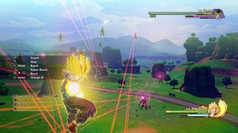 Confirman la fecha de lanzamiento de Dragon Ball Z: Kakarot