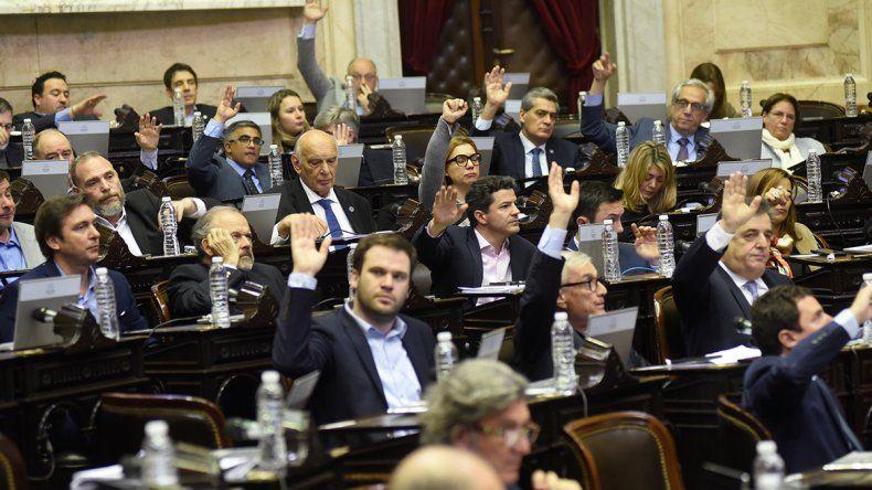 Todos los bloques de Diputados apoyaron la prórroga de la emergencia alimentaria
