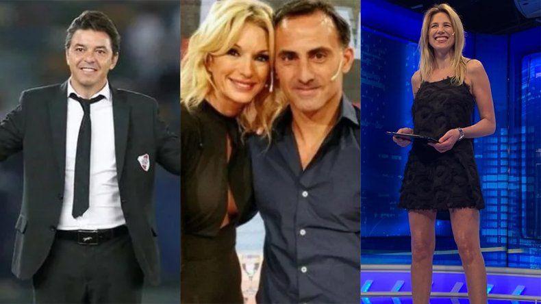 Escándalo: ¿Diego Latorre mandó al frente a Gallardo y Alina Moine porque ella lo rebotó?