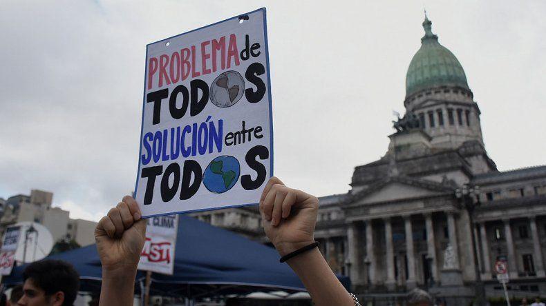 Argentina podría liderar la lucha contra el cambio climático