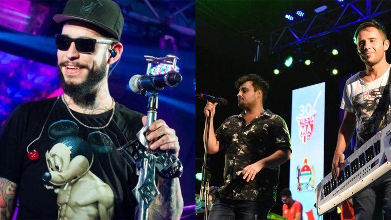 Domingo de show musicales gratuitos en Neuquén capital