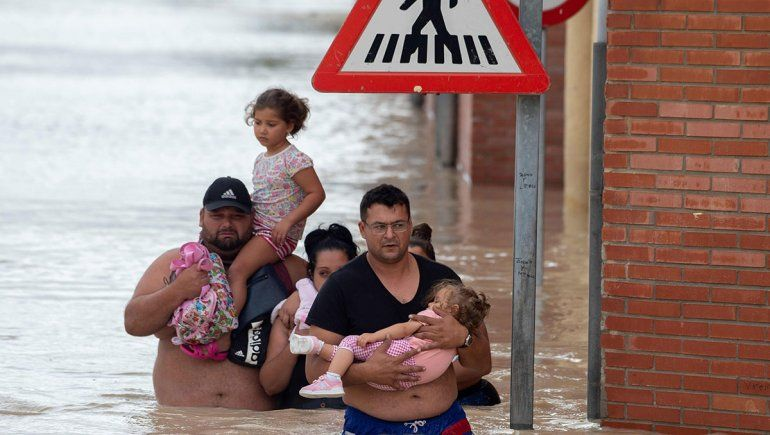 La Gota Fría ya causó cuatro muertes en la costa española