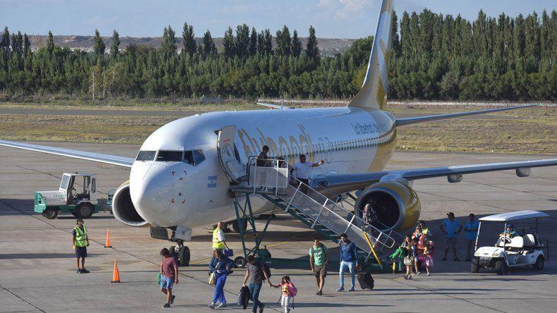 Peligran la mayoría de las rutas low cost de Neuquén