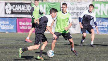 fornillo: esperamos lograr  el primer triunfo