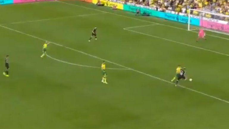 El error de Otamendi que complicó a un Manchester City que pierde terreno en la Premier