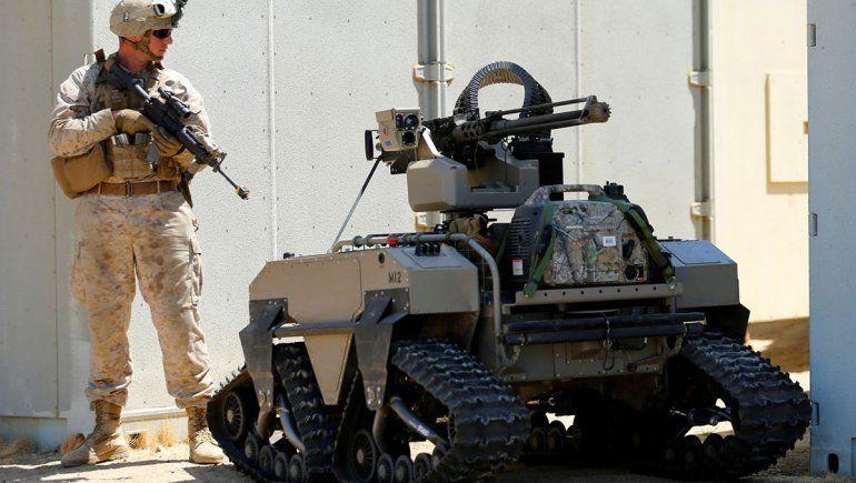EE.UU. busca un militar ético para controlar robots