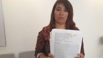 victima de abuso sexual reclama fecha de juicio y denuncia amenazas contra su hija