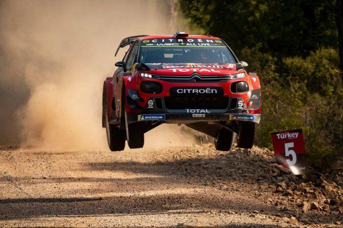 Sébastien Ogier es el dueño del Rally de Turquía