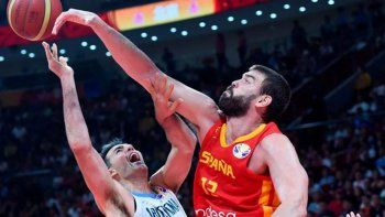 mira el resumen de la derrota de argentina ante espana en la final del mundial
