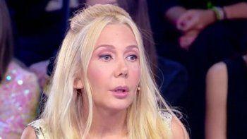 nannis detrozo a caniggia en la tv italiana por 20 mil euros