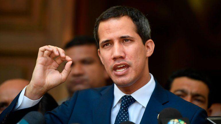 Guaidó cree que habrá una gran manifestación antichavista