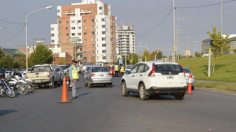 El tránsito generó menos choques y muertos este año
