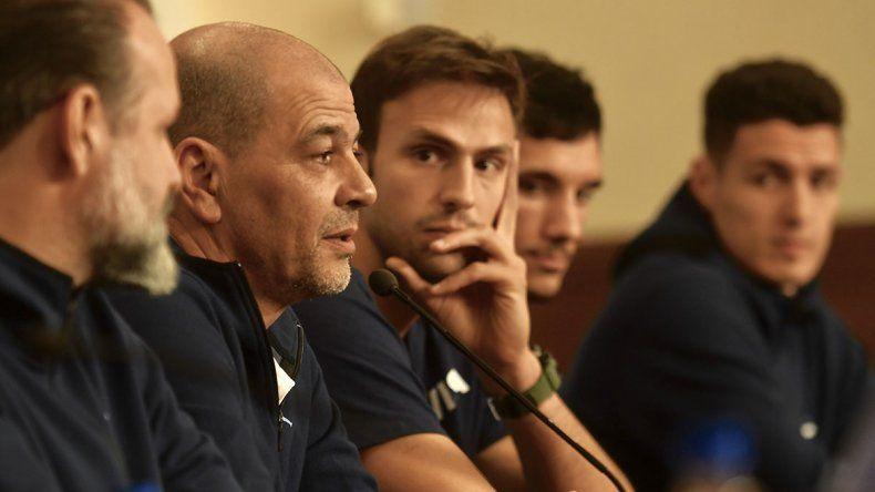 Volvió la Selección de Básquet: Mi sensación es que Scola va a estar en los JJ.OO