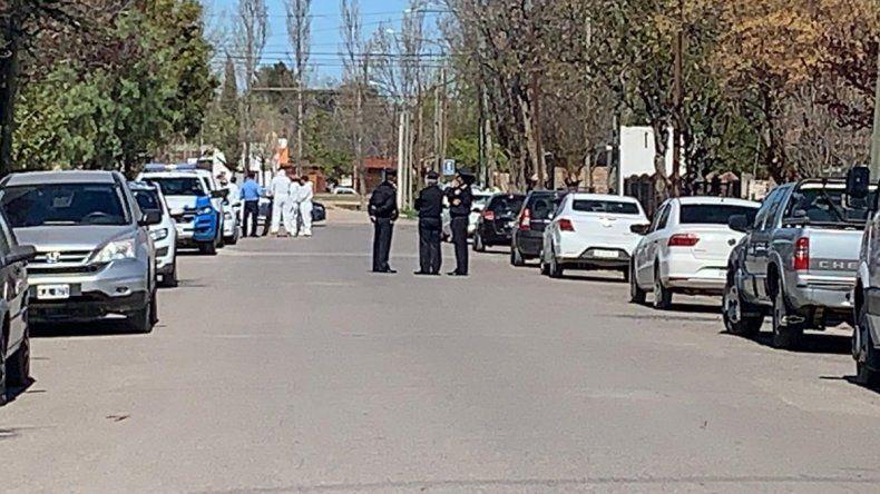 Hay dos demorados en Plottier por el brutal crimen de Cielo López