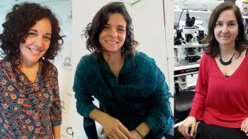 premiaron a tres argentinas por sus labores cientificas