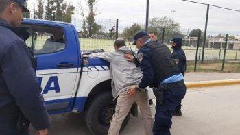 el agresor de schiaretti va a seguir detenido