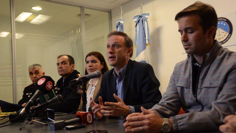 El joven detenido será acusado por el femicidio de Cielo López