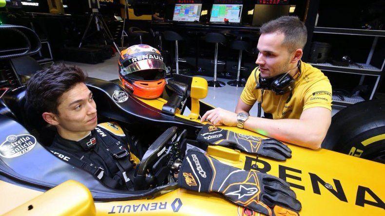 Renault mira a su programa de jóvenes para renovar a sus pilotos