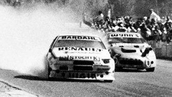 traverso y la carrera que lo puso en la historia del super tc2000