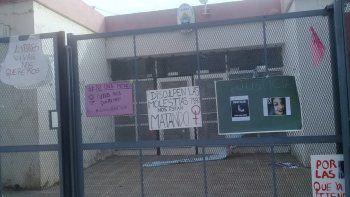 suspenden clases en plottier por precaucion luego de los disturbios