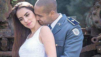 una embarazada brasilena murio a metros del altar y dio a luz