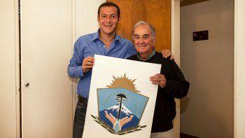 el escudo de neuquen cumple 61 anos: conoce su historia