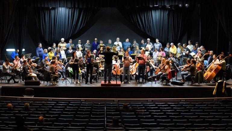 La Sinfónica de Neuquén y una puesta inédita de El holandés errante
