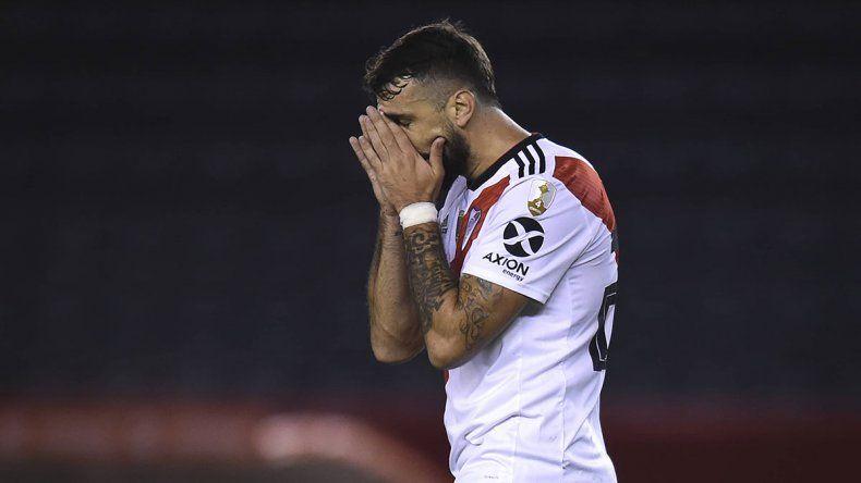 Pratto: ¿de verdugo de Boca en Madrid a perderse la semi?