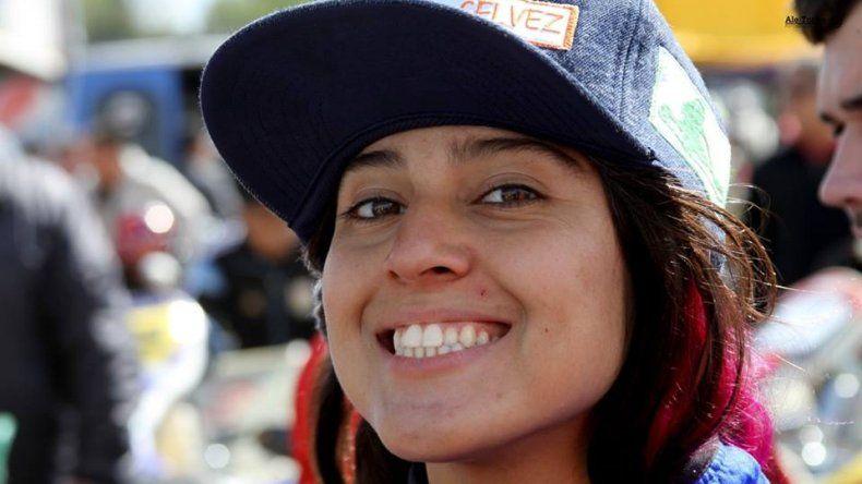A puro trabajo, Julieta Gelvez quiere llegar al TC2000