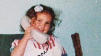 la secuestraron en 1995 y su madre la hallo por face