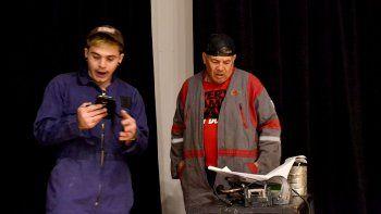 bruno godoy debuta en el teatro con un homaneje a bonavena