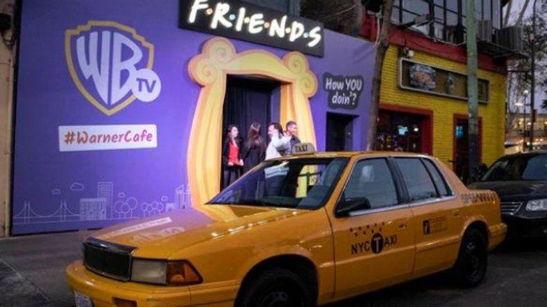 Los fanáticos de Friends tienen su bar temático