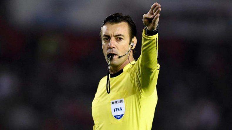 La primera súper semi tendrá un árbitro brasilero