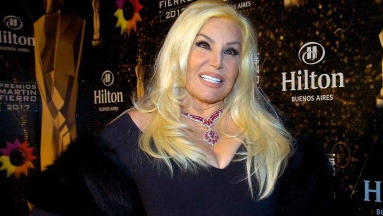 Susana Giménez dio de baja la serie sobre su vida